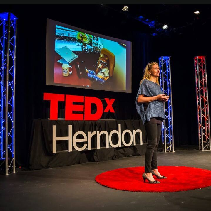 Gina Tufano's talk March 2015 TEDxHerndon