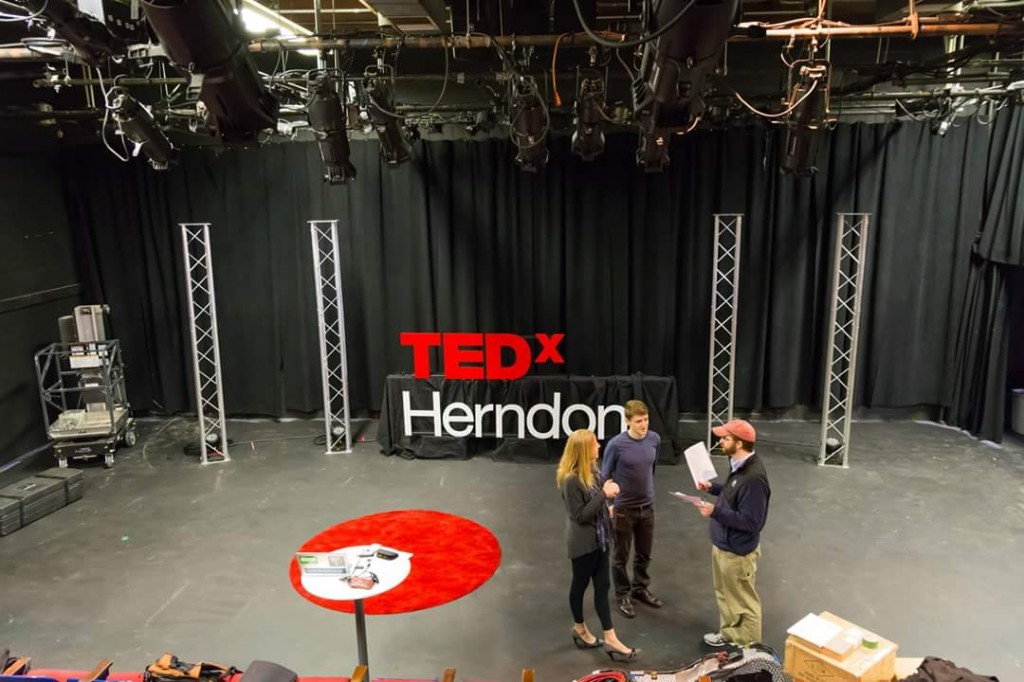 The day before TEDxHerndon